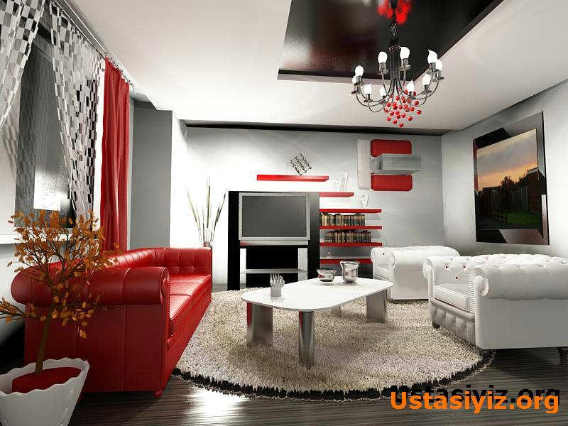 Ev Dekorasyonu, dekorasyon, tadilat, iç mimar